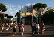 Downtown Disney California