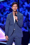 Josh Peck Teen Choice Awards