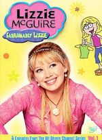 LM Fashionably Lizzie DVD