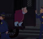 Lawrence arrestado