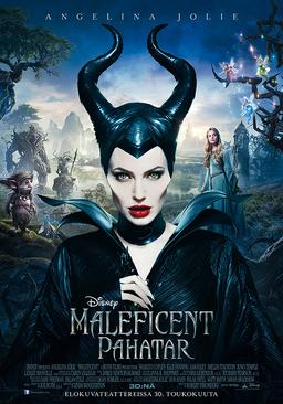 Maleficent pahatar