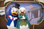 Marathon Scrooge and Ludwig