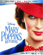 Mary Poppins Returns BLU-RAY
