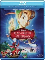 Peter Pan 2012 Italy Blu-Ray