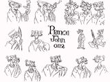 Prince John/Gallery