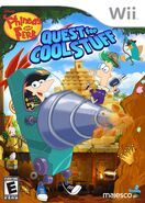 Quest for Cool Stuff on Wii