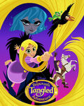 Rapunzel's Tangled Adventure Season 3 Poster