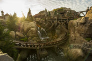Seven Dwarfs Mine Train 10