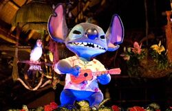 Stitch Tiki Room Jp