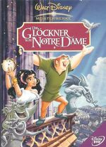 The Hunchback of Notre Dame 2002 Germany DVD