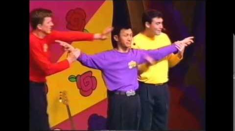 The Wiggles Live At Disneyland ~ Can You (Point Your Fingers And Do The Twist)