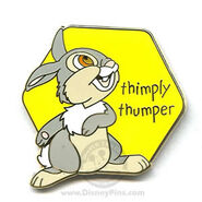 Thumper Pin