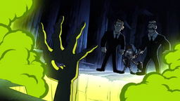 Zombie revival by dipper