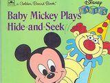 Baby Mickey Plays Hide and Seek
