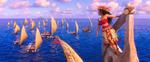 Chief Moana - Sailing