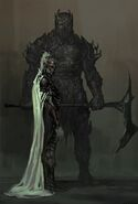 Dark Elves Concept Art III