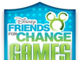 Disney's Friends for Change Games