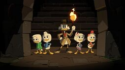 DuckTales upcoming episode