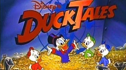 Duck Tales - Abertura