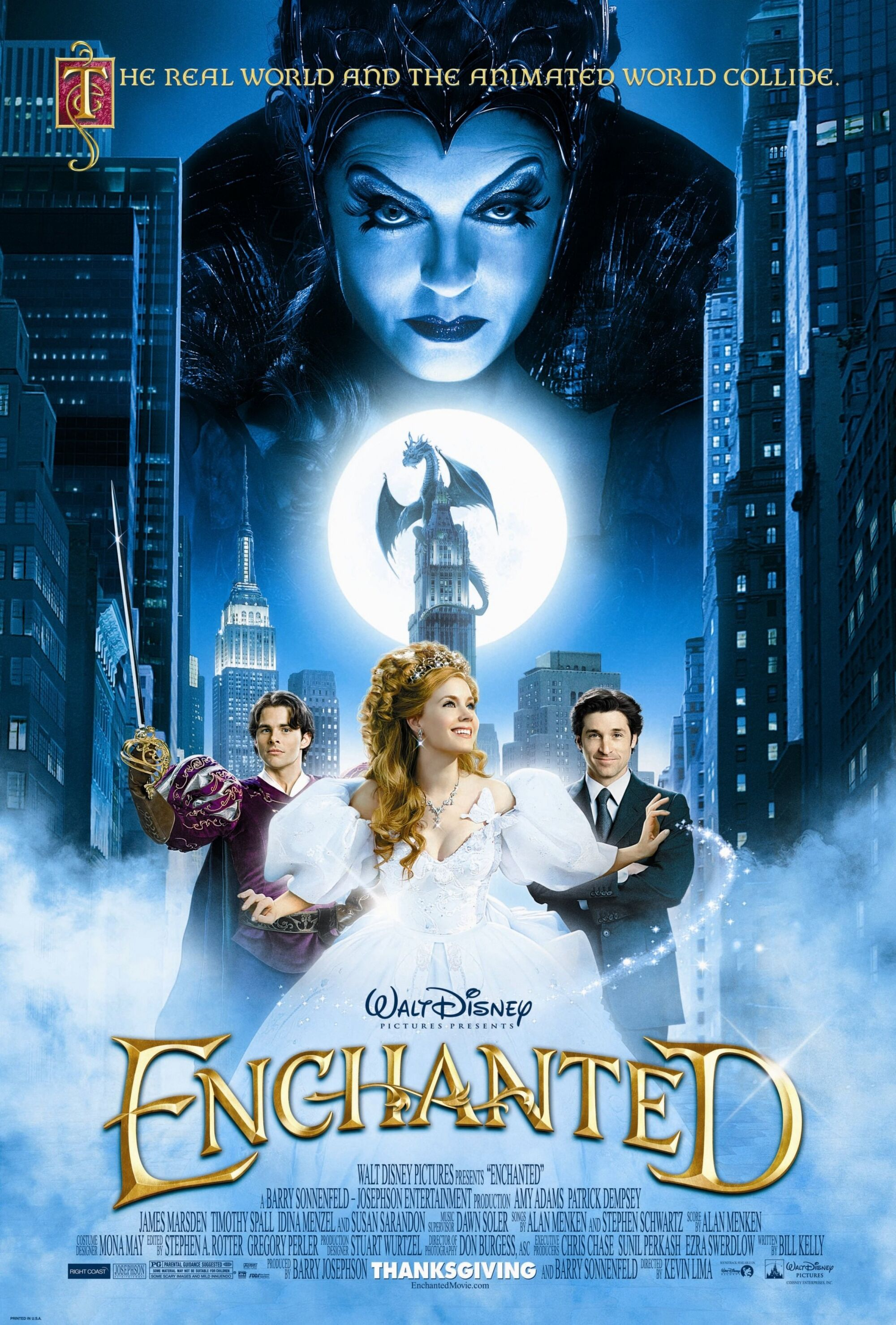Enchanted | Disney Wiki | FANDOM powered by Wikia
