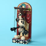Enesco Jim Shore Disney Traditions Steamboat Willlie Marionette
