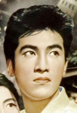 Gojira 1954 poster 3 Akira Takarada
