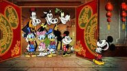 Mickey Mouse Year of the Dog-1