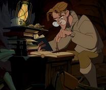 Milo estudia