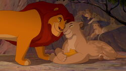 Mufasa Sarabi Circle of Life
