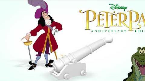 Peter Pan On Digital & Blu-ray Today