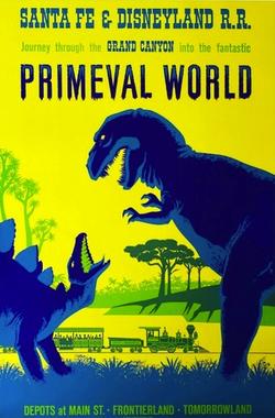 Primeval World at Disneyland