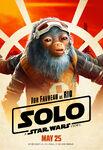 Solo IMAX character poster - Rio