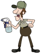 Tate McGucket appearance