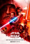 The Last Jedi Dolby Poster