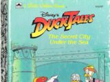DuckTales: The Secret City Under the Sea
