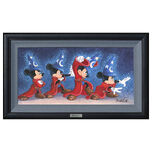 ''The Sorcerer's Spell'' Giclée on Canvas by Michelle St.Laurent - Limited Edition