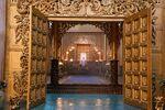 Aladdin - Palace Throne Room set