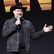 Dave Filoni speaks at D23 Expo19