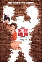 Detona Ralph - Pôster Nacional 02