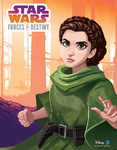 FOD - Princess Leia promotional artwork