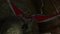 Falcon Secret Wars 01