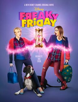 Freaky Friday 2018 Poster
