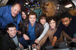 Han Solo spinoff cast