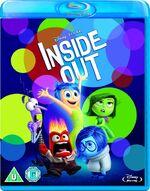 Inside Out Blu-Ray UK
