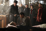 Once Upon a Time - 6x19 - The Black Fairy - Photogrphy - Surrounding Mother Superior
