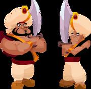 Palace Guards KHX