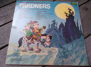 Pardners 1980 LP back cover