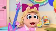 Piggy lost voice
