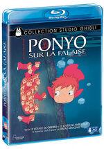 Ponyo Blu-Ray French