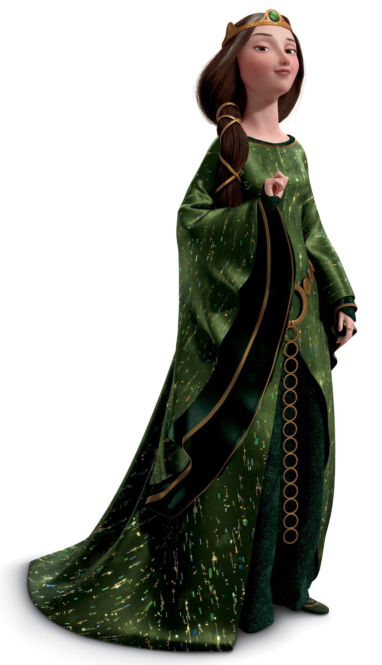 Queen Elinor  Disney Wiki  FANDOM powered by Wikia